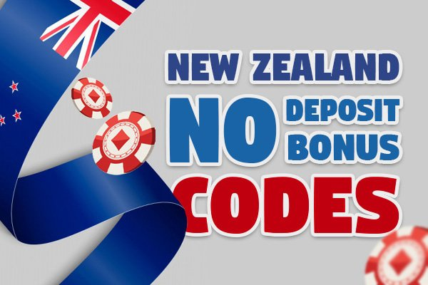 no deposit bonus codes nz